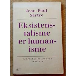 Eksistensialisme er humanisme (Jean-Paul Sartre)