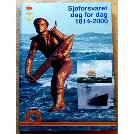 Sjøforsvaret dag for dag 1814 - 2000