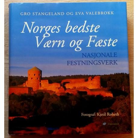 Norges bedste Værn og Fæste - Nasjonale festningsverk