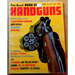 Guns Annual - Book of Handguns - 1974 - Summer Vol. 1 (404)