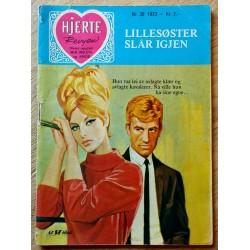 Hjerterevyen: 1973 - Nr. 3 - Lillesøster slår igjen