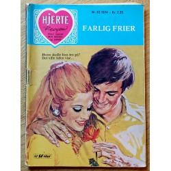 Hjerterevyen: 1974 - Nr. 43 - Farlig frier