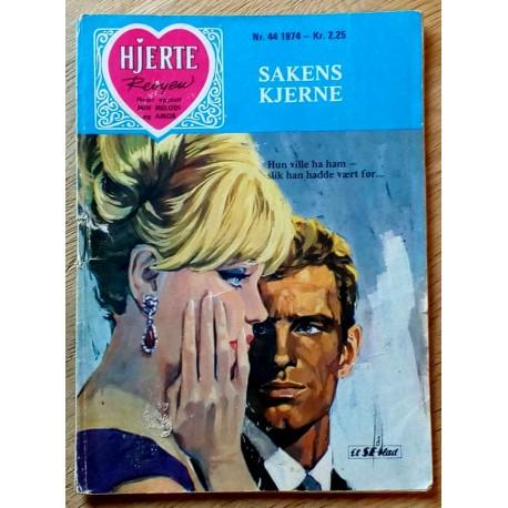 Hjerterevyen: 1974 - Nr. 44 - Sakens kjerne