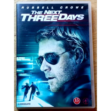 The Next Three Days (DVD)