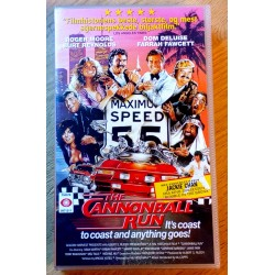 The Cannonball Run (VHS)