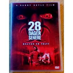 28 dager senere - Dagene er talte (DVD)