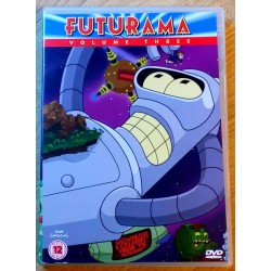 Futurama: Season 3 - Volume 3 (DVD)