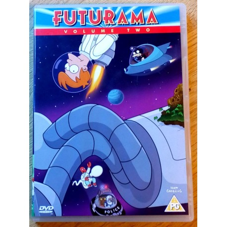 Futurama: Season 3 - Volume Two (DVD)