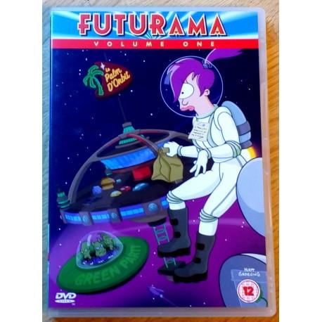 Futurama: Season 3 - Volume One (DVD)