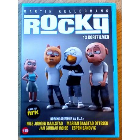 Rocky - 13 kortfilmer (DVD)