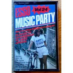 ESSO Music Party: Volume 24 (kassett)