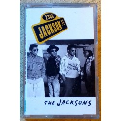 The Jacksons: 2300 Jackson St (kassett)
