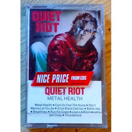Quiet Riot: Metal Health (kassett)