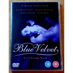 Blue Velvet (DVD)