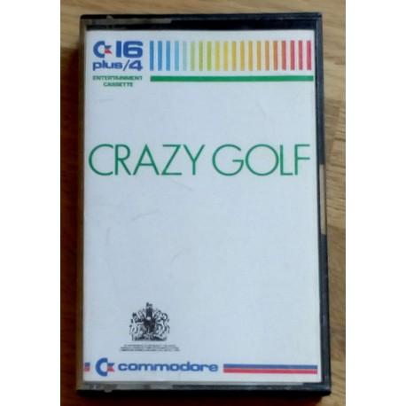 Crazy Golf (C16/Plus4)