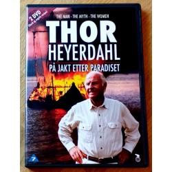 Thor Heyerdahl - På jakt etter paradiset (DVD)