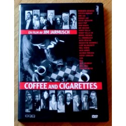 Coffee and Cigarettes (DVD)