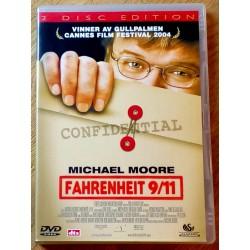 Fahrenheit 9/11 - 2-Disc Edition (DVD)