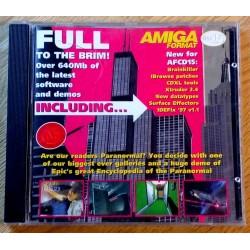 Amiga Format: AFCD 15 - July 1997
