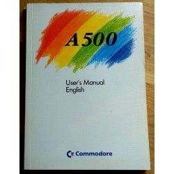 A500 User's Manual - English
