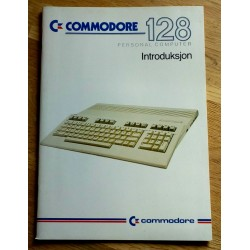 Commodore 128 - Introduksjon