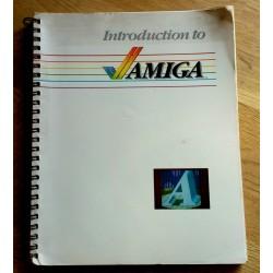 Introduction to Amiga (Amiga 1000)
