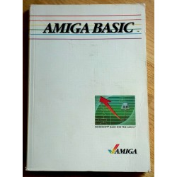 Amiga Basic - Microsoft Basic for the Amiga