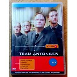Team Antonsen - Volum 1 (DVD)