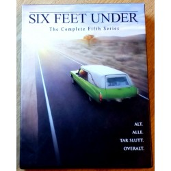 Six Feet Under: The Complete Fifth Series (DVD)