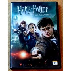 Harry Potter og Dødstalismanene - Del 2 (DVD)