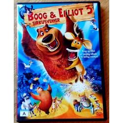 Boog & Elliot 3 - Sirkusvenner (DVD)