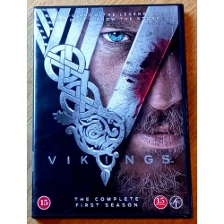 Vikings: The Complete First Season (DVD)