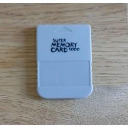 Super Memory Card 1000