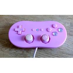 Nintendo Wii: Rosa håndkontroll