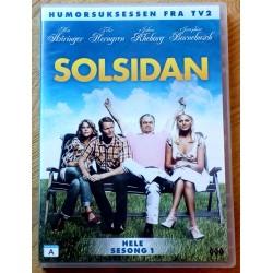 Solsidan: Sesong 1 (DVD)