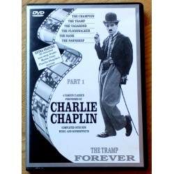 Charlie Chaplin - The Tramp Forever - Part 1 (DVD)