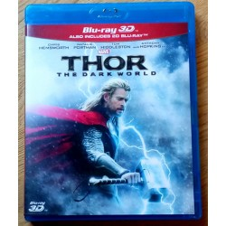 Thor - The Dark World (Marvel) (3D Blu-ray / 2D Blu-ray)
