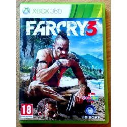 Xbox 360: Far Cry 3 (Ubisoft)