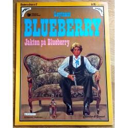 Blueberry album nr. 17 - Jakten på Blueberry (1. opplag)