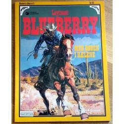 Blueberry album nr. 4 - Med døden i hælene (1. opplag)