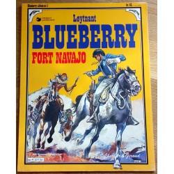 Blueberry album nr. 1 - Fort Navajo (1. opplag)