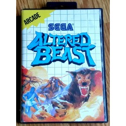 SEGA Master System: Altered Beast