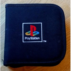 Offisiell Playstation 1 CD-mappe