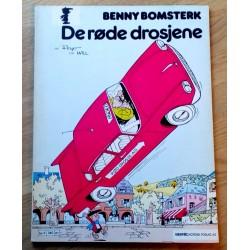Benny Bomsterk - Nr. 1 - De røde drosjene