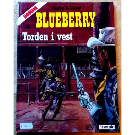 Blueberry: Nr. 2 - Torden i vest (Moderne Serieklassikere)