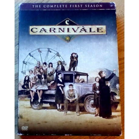 Carnivale - The Complete First Season (DVD)