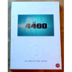 The 4400 - The Complete First Season (DVD)