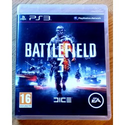 Playstation 3: Battlefield 3 (Dice / EA)