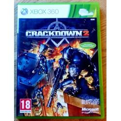 Xbox 360: Crackdown 2 (Ruffman Games)