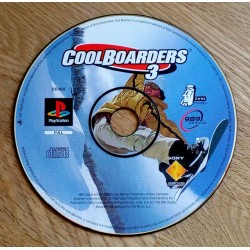 Cool Boarders 3 (Playstation 1)